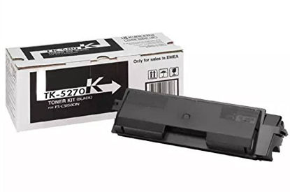 Kyocera TK-5270K Black, originalen toner