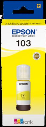 Epson 103 (C13T00S44A) Yellow, originalno črnilo