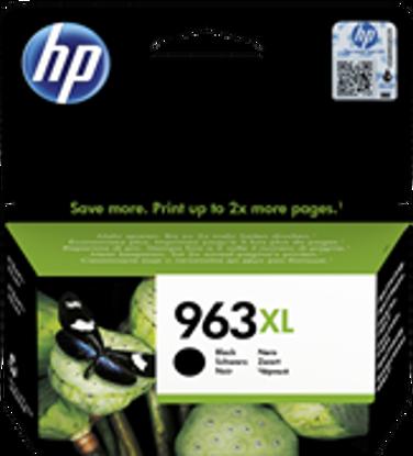 HP 3JA30AE nr.963XL Black, originalna kartuša
