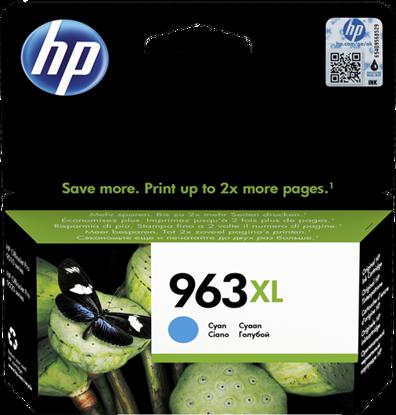 HP 3JA27AE nr.963XL Cyan, originalna kartuša