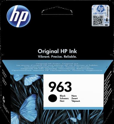 HP 3JA26AE nr.963 Black, originalna kartuša