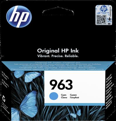 HP 3JA23AE nr.963 Cyan, originalna kartuša