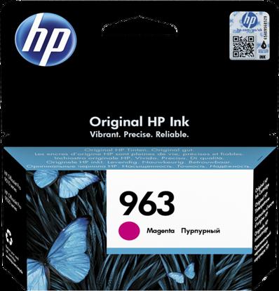 HP 3JA24AE nr.963 magenta, originalna kartuša