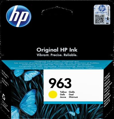 HP 3JA25AE nr.963 Yellow, originalna kartuša
