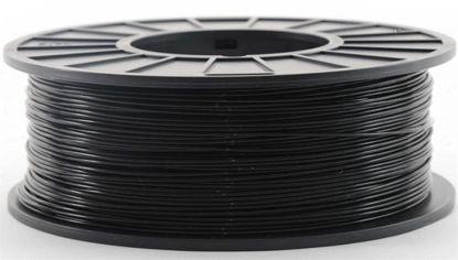 3D filament PLA 1,75 mm 1kg Black