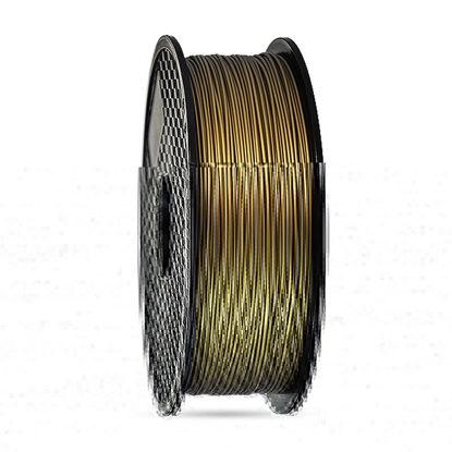 3D filament PLA 1,75 mm 1kg Bronze