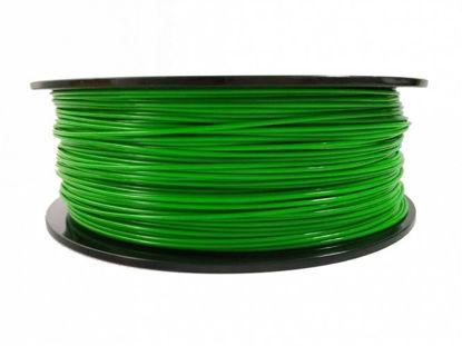 3D filament PLA 1,75 mm 1kg Green