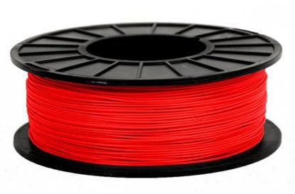 3D filament TPU+TPE 1,75 mm 1kg Red