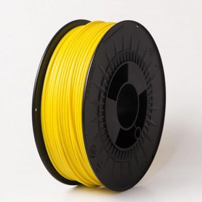3D filament TPU+TPE 1,75 mm 1kg Yellow