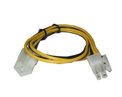 Kolink P4 Power Extender, 30cm, kabel (podaljšek)