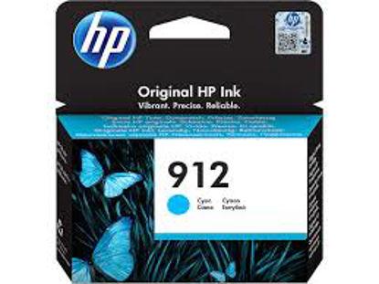 HP 3YL77AE nr.912 Cyan, originalna kartuša