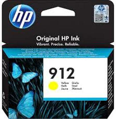 HP 3YL79AE nr.912 Yellow, originalna kartuša