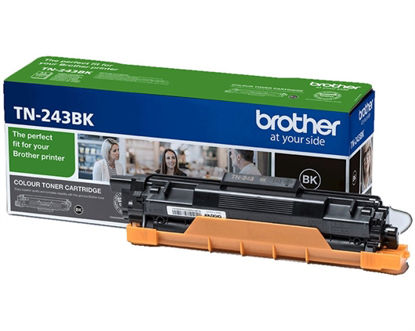 Brother TN-243BK (TN243BK) Black, originalen toner