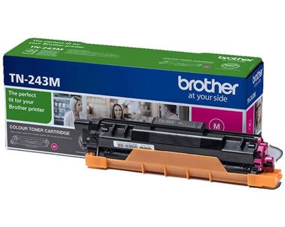 Brother TN-243M (TN243M) Magenta, originalen toner