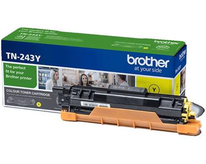 Brother TN-243Y (TN243Y) Yellow, originalen toner