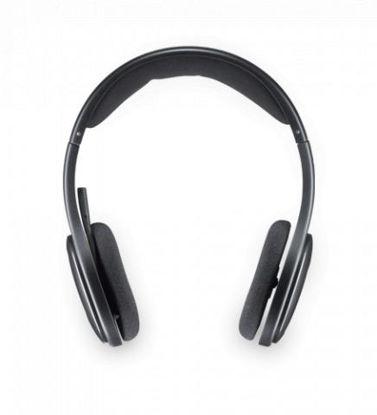 Logitech H800 Wireless 2.0 Black, brezžične slušalke z mikrofonom