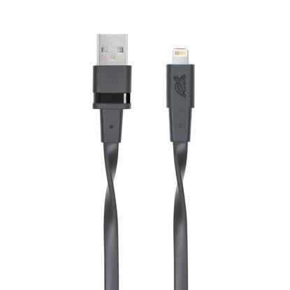 RivaCase VA6001 BK12 MFi USB A (M) – Lightning 1.2m Black , kabel