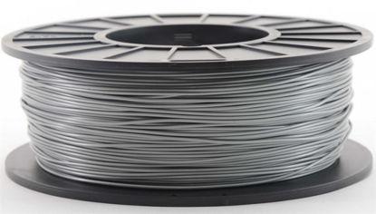 3D filament ABS 1,75 mm 1kg Silver
