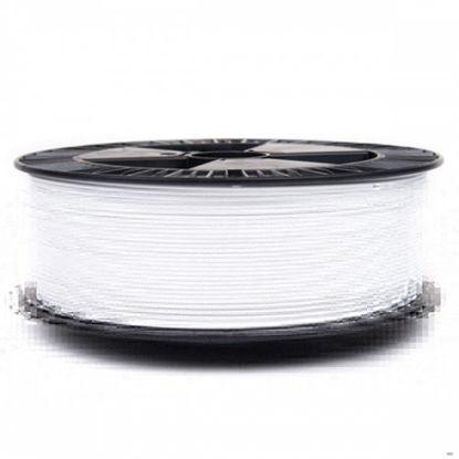3D filament ABS -T 1,75 mm (flame retardant) 800g White