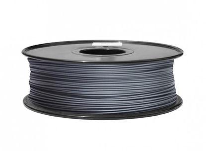 3D Filament PLA + Metal 1,75 mm 500g Aluminium