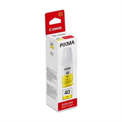 Canon GI40Y (3402C001AA) Yellow, originalno črnilo