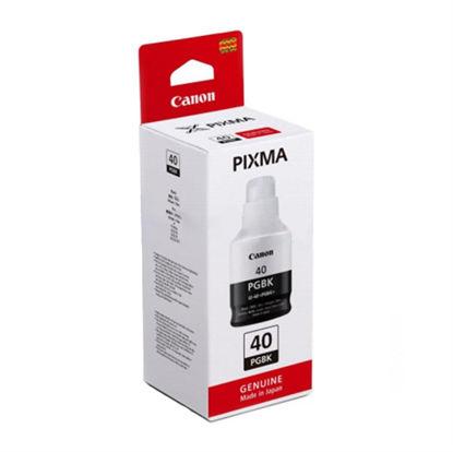 Canon GI40B (3385C001AA) Black, originalno črnilo