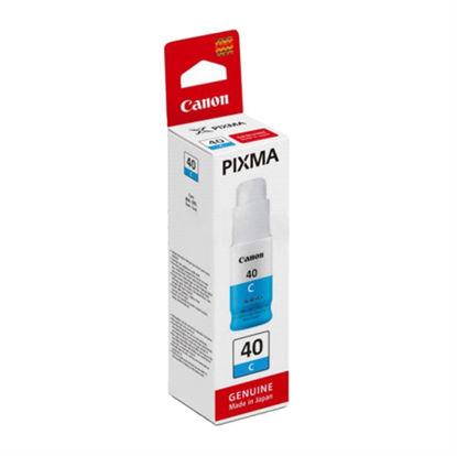 Canon GI40C (3400C001AA) Cyan, originalno črnilo