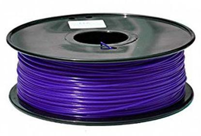 3D filament PLA 1,75 mm 1kg Dark purple