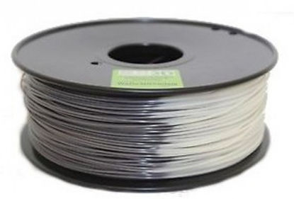 3D Filament ABS 1,75 mm 1kg Tempshift Gray - White