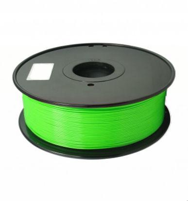 3D filament PC FLUORES 1,75 mm 1kg Green