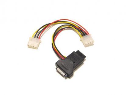 Kolink 95130 SATA – 3x4pin (F), kabel