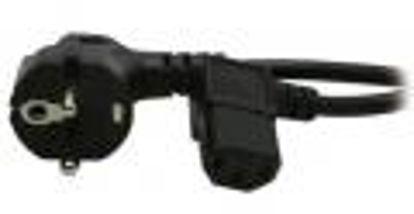 Kolink 220V (EURO) 1,8m 90°, napajalni kabel