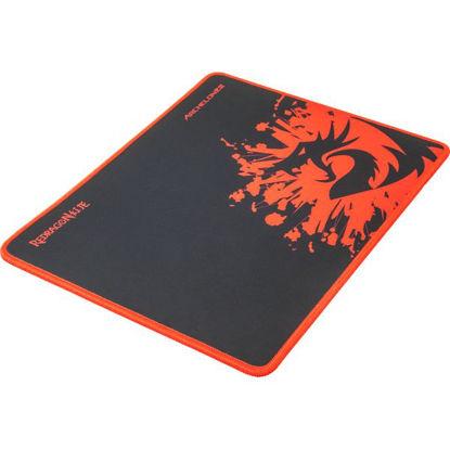 Redragon P001 Archelon M Gaming Black/Red, igralna podloga za miško