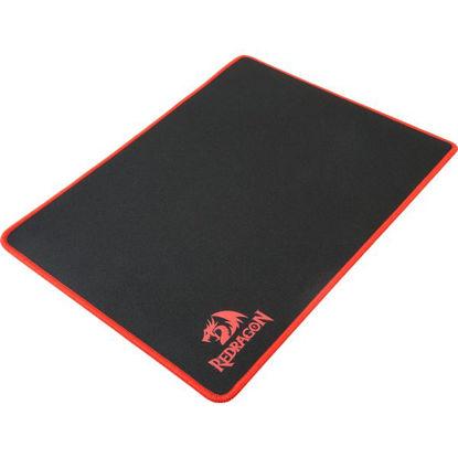 Redragon P002 Archelon L Gaming Black/Red, igralna podloga za miško