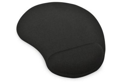 Ednet 64020 Mouse Pad Black, ergonomska podloga za miško