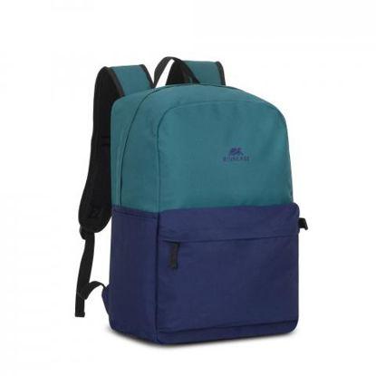 """RivaCase 5560 Mestalla 15,6"""" aquamarine/cobalt blue, nahrbtnik za prenosnik"""