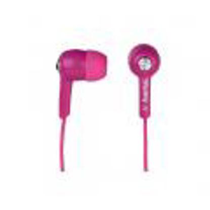 Hama HK-2103 Pink, mobilne slušalke