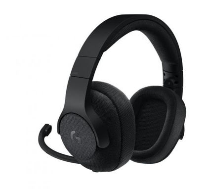 Logitech G433 (981-000668) 7.1 Gaming Black, slušalke z mikrofonom