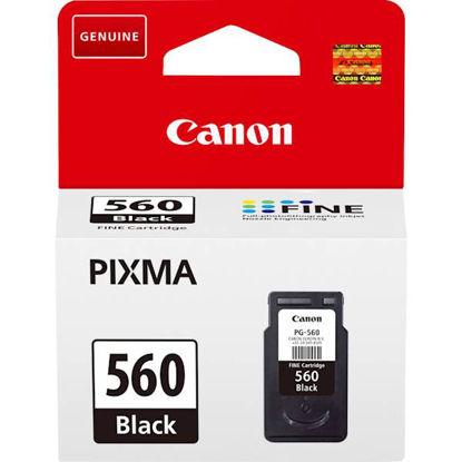 Canon PG-560 (3713C001AA) Black, originalana kartuša