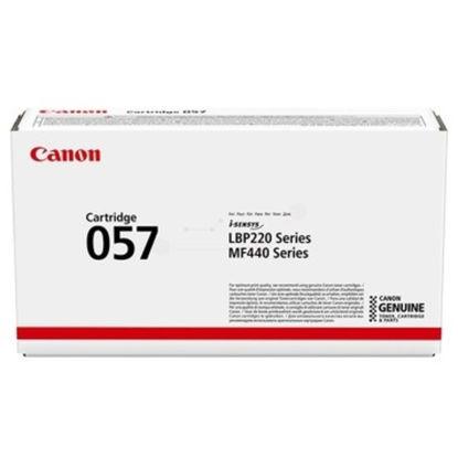 Canon CRG-057 (3009C002) Black, originalen toner