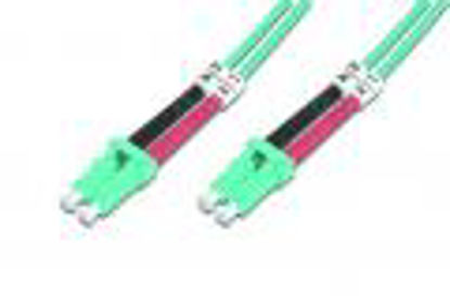 Digitus Fiber Optic Multimode Patch Cord 3mm LC/LC 5m, kabel