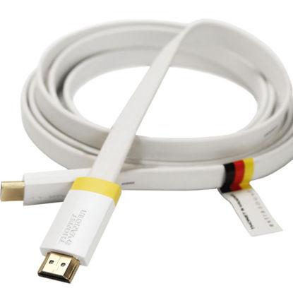 Thonet & Vander Exzellenz HDMI 1.4 (3D/Full HD/4K) 2m White, kabel