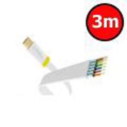Thonet & Vander Exzellenz HDMI 1.4 (3D/Full HD/4K) 3m White, kabel