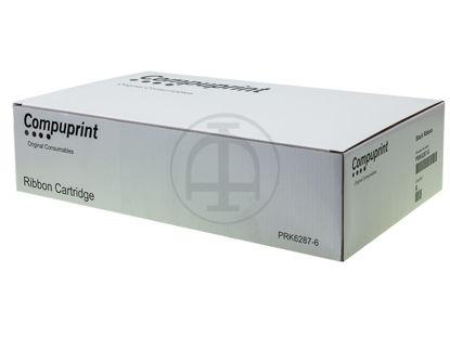 Compuprint PRK6287-6 (6 pcs) Black, originalni traki