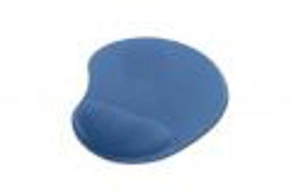 Ednet 64218 Blue, ergonomska podloga za miško