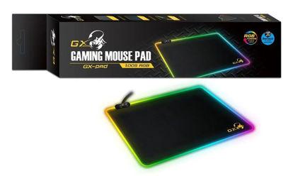 Genius GX-Pad 500S (31250004400) RGB Black, podloga za miško