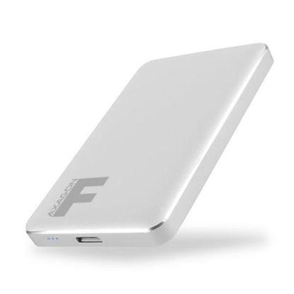 AXAGON EE25-F6S USB 3.0 FullMetal Box Silver, ohišje za disk