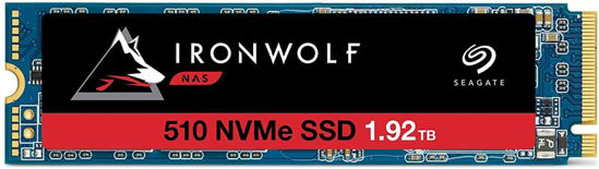 Picture of Seagate 1,92TB NVMe IronWolf 510 ZP1920NM30011