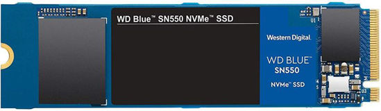 Picture of WD 250GB M.2 2280 Blue 3D Series NS550 WDS250G2B0C