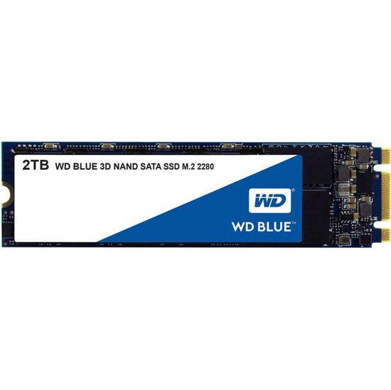 Picture of WD 2TB M.2 2280 Blue 3D Series WDS200T2B0B
